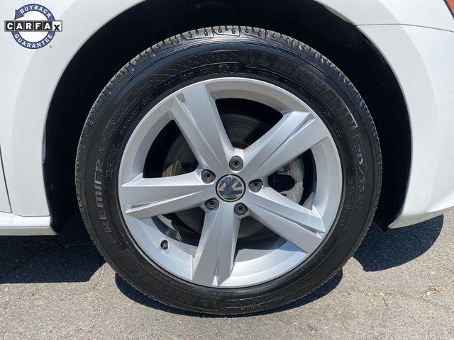 2012 Volkswagen Passat TDI SE w/Sunroof Madison, NC 8