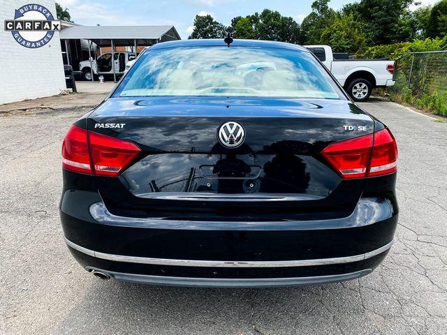 2012 Volkswagen Passat TDI SE w/Sunroof & Nav Madison, NC 2