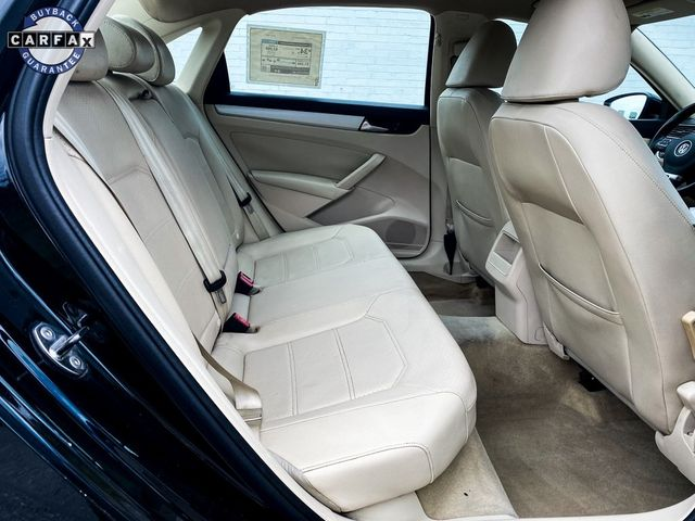 2012 Volkswagen Passat TDI SE w/Sunroof & Nav Madison, NC 9