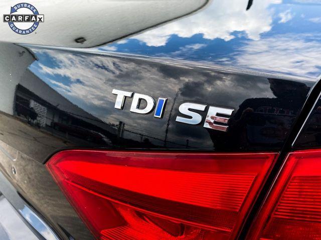 2012 Volkswagen Passat TDI SE w/Sunroof & Nav Madison, NC 16