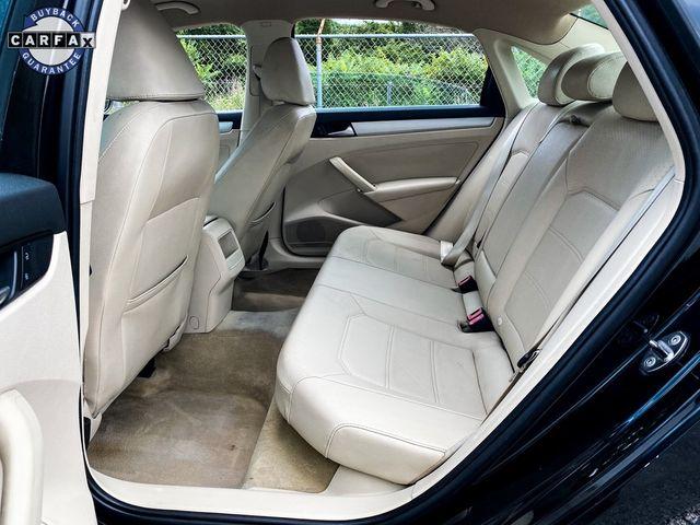 2012 Volkswagen Passat TDI SE w/Sunroof & Nav Madison, NC 18