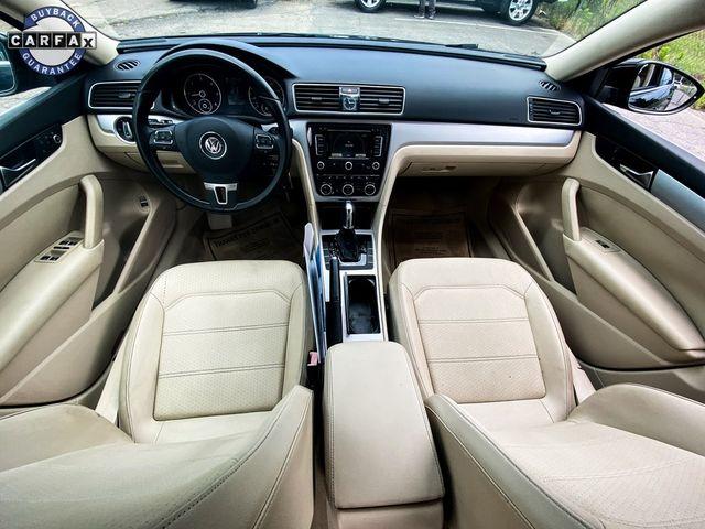 2012 Volkswagen Passat TDI SE w/Sunroof & Nav Madison, NC 19