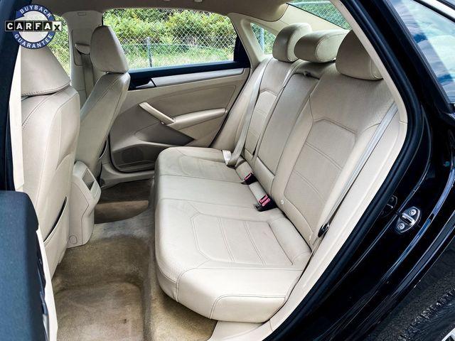 2012 Volkswagen Passat TDI SE w/Sunroof & Nav Madison, NC 20