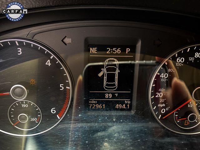 2012 Volkswagen Passat TDI SE w/Sunroof & Nav Madison, NC 27