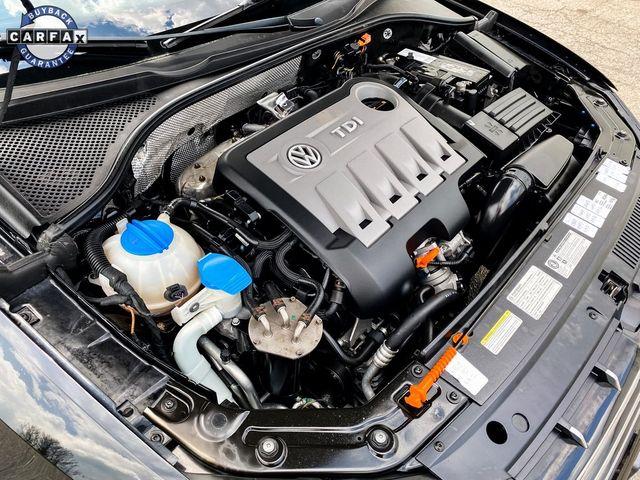 2012 Volkswagen Passat TDI SE w/Sunroof & Nav Madison, NC 35