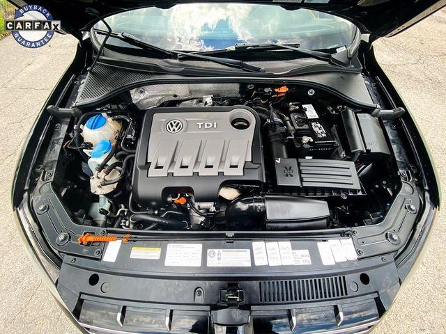 2012 Volkswagen Passat TDI SE w/Sunroof & Nav Madison, NC 36