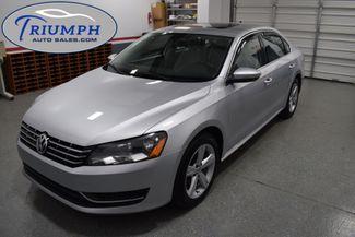 2012 Volkswagen Passat TDI SE w/Sunroof in Memphis, TN 38128