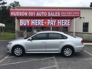 2012 Volkswagen Passat S   Myrtle Beach, South Carolina   Hudson Auto Sales in Myrtle Beach South Carolina