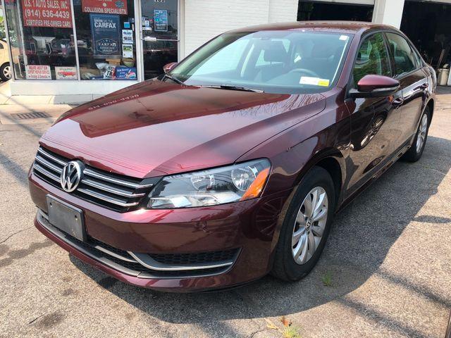 2012 Volkswagen Passat S w/Appearance