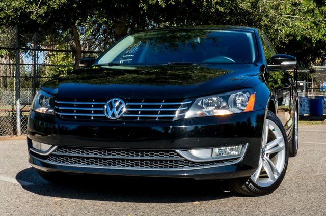 2012 Volkswagen Passat TDI SE w/Sunroof & Nav Reseda, CA 2