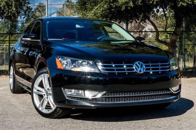 2012 Volkswagen Passat TDI SE w/Sunroof & Nav Reseda, CA 3