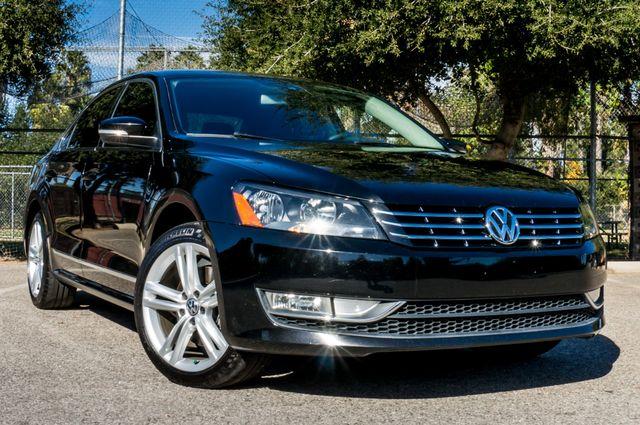 2012 Volkswagen Passat TDI SE w/Sunroof & Nav Reseda, CA 43