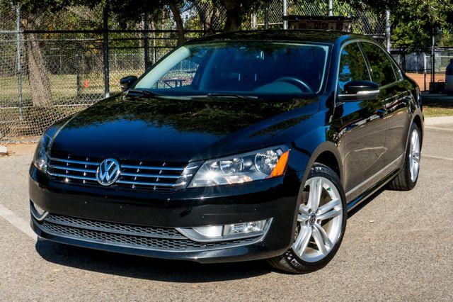 2012 Volkswagen Passat TDI SE w/Sunroof & Nav Reseda, CA 41
