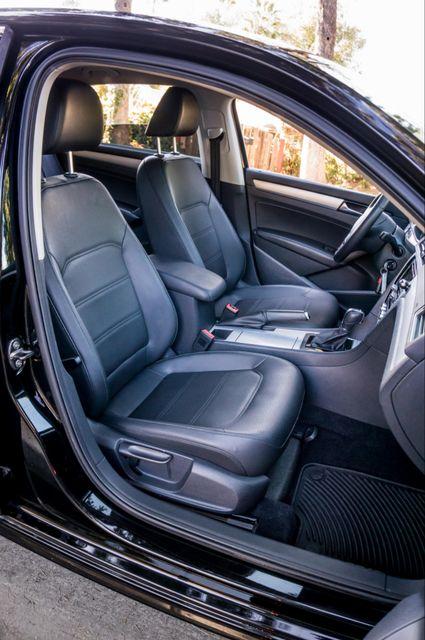 2012 Volkswagen Passat TDI SE w/Sunroof & Nav Reseda, CA 31