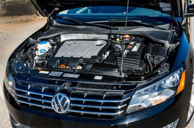 2012 Volkswagen Passat TDI SE w/Sunroof & Nav Reseda, CA 36