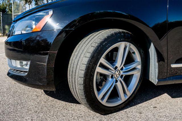 2012 Volkswagen Passat TDI SE w/Sunroof & Nav Reseda, CA 13