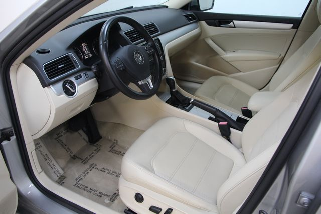 2012 Volkswagen Passat TDI SE w/Sunroof & Nav Richmond, Virginia 2