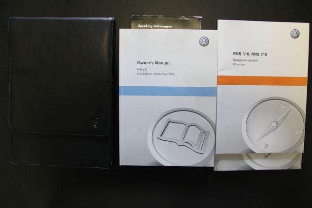 2012 Volkswagen Passat TDI SE w/Sunroof & Nav Richmond, Virginia 27