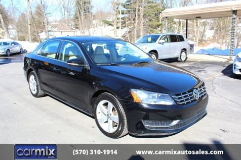 2012 Volkswagen Passat TDI SE w/Sunroof in Shavertown