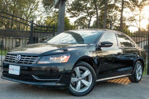 2012 Volkswagen Passat TDI SE w/Sunroof in , Texas