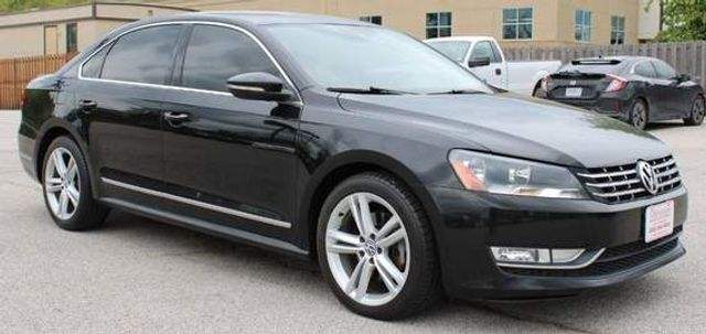 2012 Volkswagen Passat TDI SE w/Sunroof & Nav St. Louis, Missouri 0