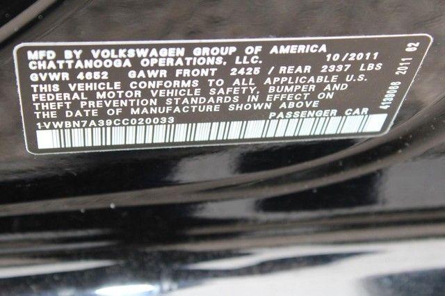 2012 Volkswagen Passat TDI SE w/Sunroof & Nav St. Louis, Missouri 21