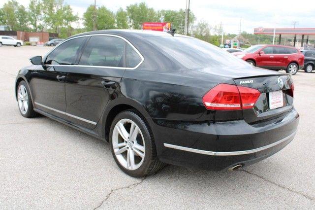 2012 Volkswagen Passat TDI SE w/Sunroof & Nav St. Louis, Missouri 6