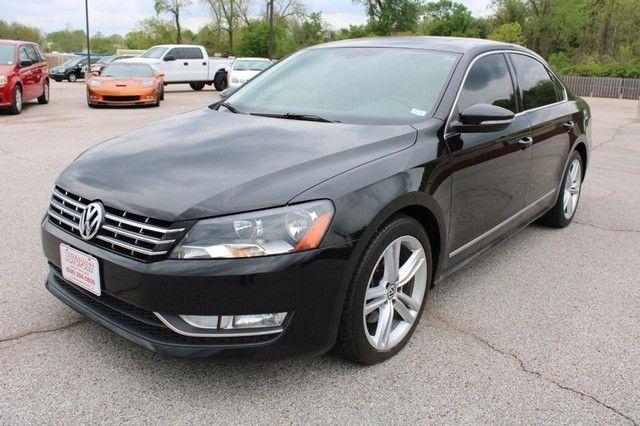 2012 Volkswagen Passat TDI SE w/Sunroof & Nav St. Louis, Missouri 2