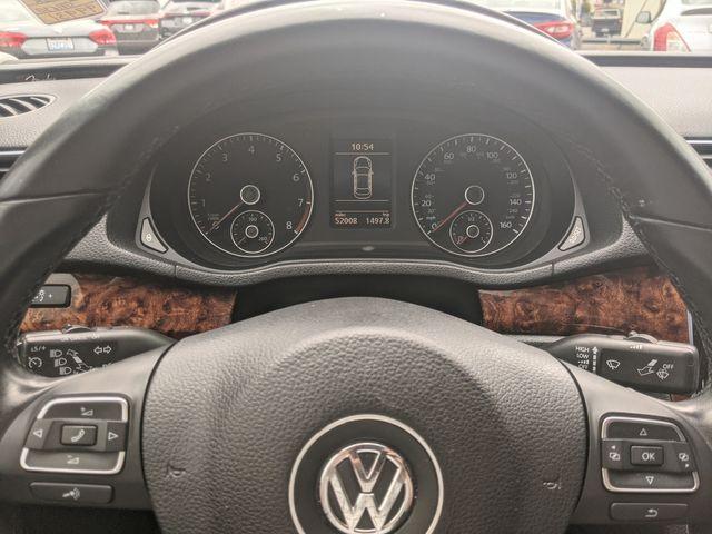 2012 Volkswagen Passat SEL Premium PZEV in Tacoma, WA 98409