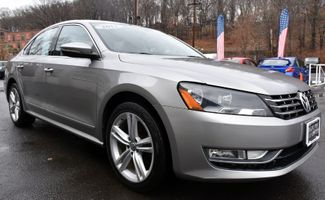2012 Volkswagen Passat TDI SE w/Sunroof & Nav Waterbury, Connecticut 9