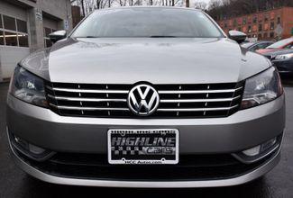 2012 Volkswagen Passat TDI SE w/Sunroof & Nav Waterbury, Connecticut 10