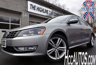 2012 Volkswagen Passat TDI SE w/Sunroof & Nav Waterbury, Connecticut 20
