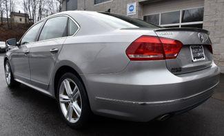 2012 Volkswagen Passat TDI SE w/Sunroof & Nav Waterbury, Connecticut 6