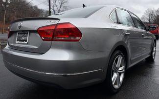 2012 Volkswagen Passat TDI SE w/Sunroof & Nav Waterbury, Connecticut 7