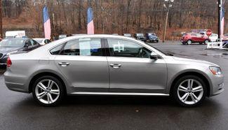 2012 Volkswagen Passat TDI SE w/Sunroof & Nav Waterbury, Connecticut 8