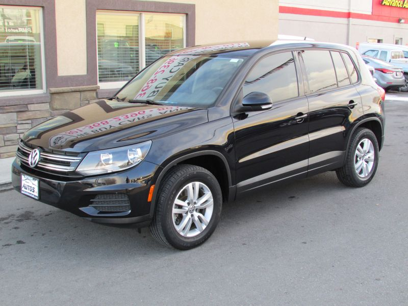 2012 Volkswagen Tiguan LE SUV  city Utah  Autos Inc  in , Utah