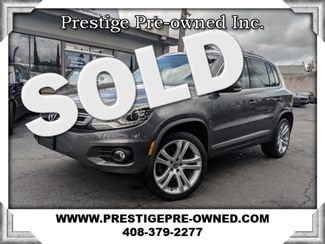 2012 Volkswagen TIGUAN SEL w/ PREMIUM & NAVIGATION & PANORAMIC MOONROOF20  in Campbell CA