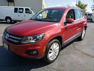 2012 Volkswagen Tiguan SE | Champaign, Illinois | The Auto Mall of Champaign in Champaign Illinois
