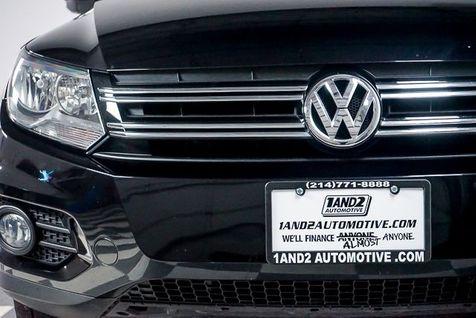 2012 Volkswagen Tiguan SE w/Sunroof & Nav in Dallas, TX