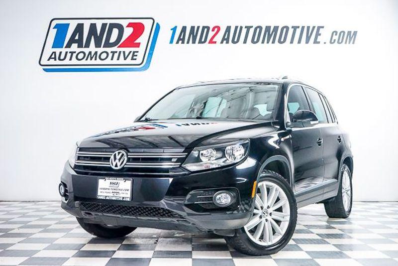 2012 Volkswagen Tiguan SE w/Sunroof & Nav in Dallas TX