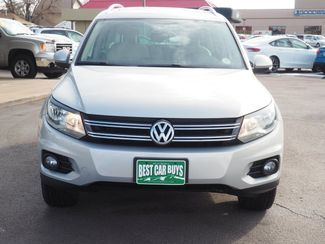 2012 Volkswagen Tiguan SE w/Sunroof & Nav Englewood, CO 1