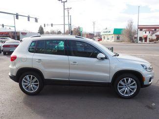 2012 Volkswagen Tiguan SE w/Sunroof & Nav Englewood, CO 3