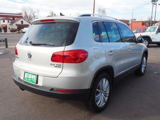 2012 Volkswagen Tiguan SE w/Sunroof & Nav Englewood, CO 5