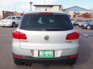 2012 Volkswagen Tiguan SE w/Sunroof & Nav Englewood, CO 6