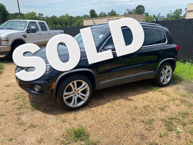 2012 Volkswagen Tiguan SEL Flowood, Mississippi