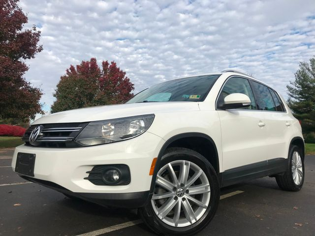 2012 Volkswagen Tiguan SE w/Sunroof &38; Nav in Leesburg Virginia, 20175
