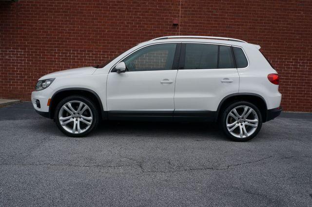2012 Volkswagen Tiguan SEL w/Premium Nav in Loganville Georgia, 30052