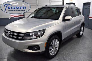 2012 Volkswagen Tiguan SE w/Sunroof &38; Nav in Memphis TN, 38128