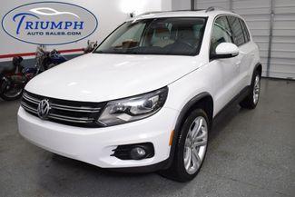 2012 Volkswagen Tiguan SEL w/Premium Nav in Memphis, TN 38128