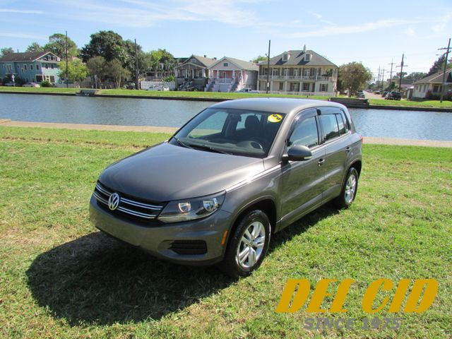 2012 Volkswagen Tiguan S in New Orleans Louisiana, 70119